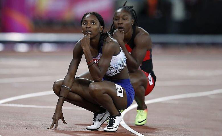 Британская легкоатлетка обвинила полицию Лондона в расизме