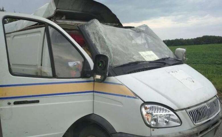 Полиция разыскала украденные деньги из подорванного автомобиля Укрпочты