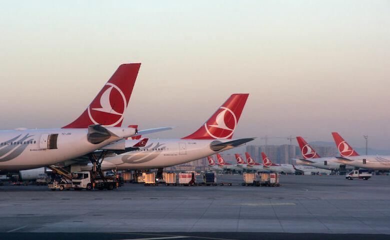 Turkish Airlines увеличит число рейсов в Украину